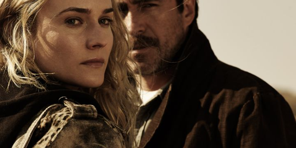 Diane Kruger and Demian Bichir play U.S. and Mexican detectives on the border working a serial...