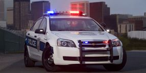 GM Revives Caprice Patrol Car For 2011