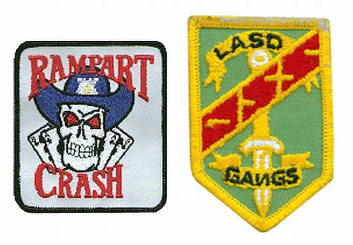 LAPD's CRASH vs. LASD's OSS