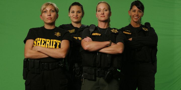 "TLC's ""Police Women of Maricopa County"" gets a downward thumb from PoliceMag.com blogger..."