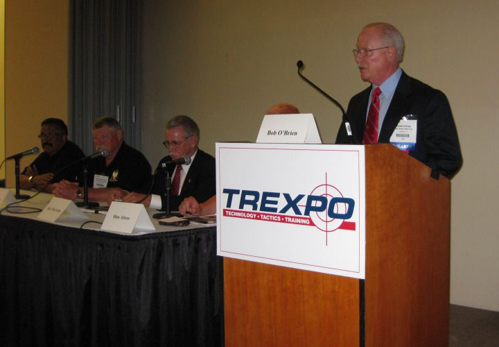 TREXPO Panel: Active Shooter Response Spurs Lively Discussion