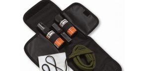 Carry A Basic Gun Cleaning Kit While On Duty