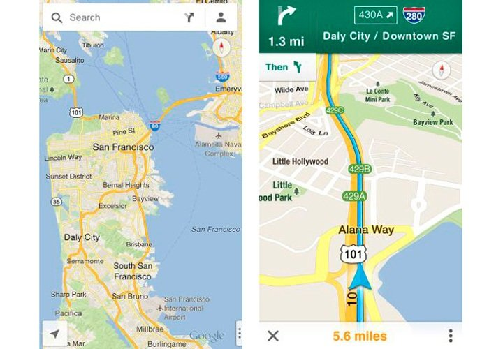 App Review: Google Maps