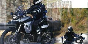 BMW Considers Sport Bike for Police Market