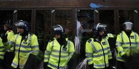 How Will U.K. Police Respond To the London Riots?