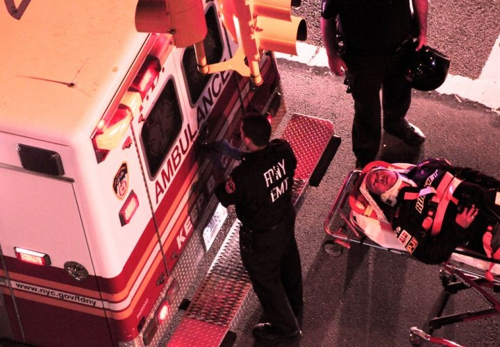 NYPD's Collision Investigation Squad