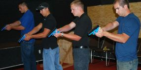 Handgun Trigger-Pull Assessments for Recruits