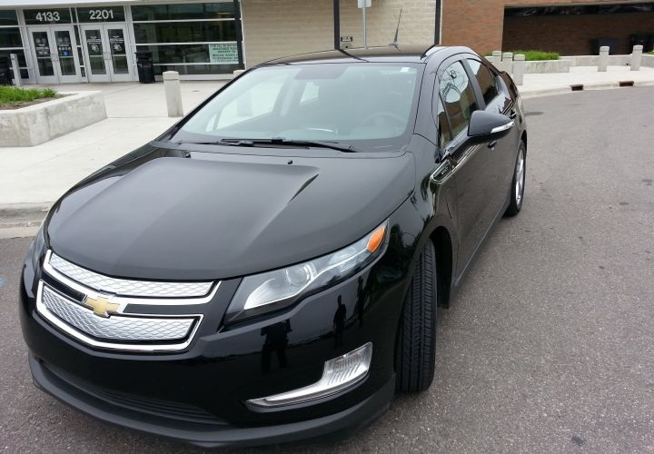 Mich. Sheriff Considering Chevy Volt for Patrol