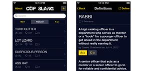 The Street Cop Dictionary Gets a Mobile App