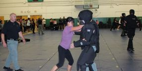Krav Maga for Women in LE