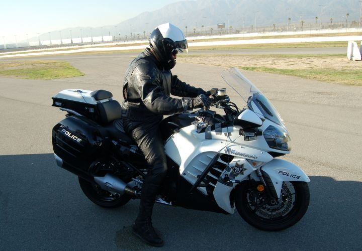 Rating the 2011 Police Motorcycles
