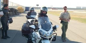 Rating the 2012 Police Motorcycles