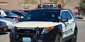 Las Vegas Chooses Ford P.I. Utility for Patrol