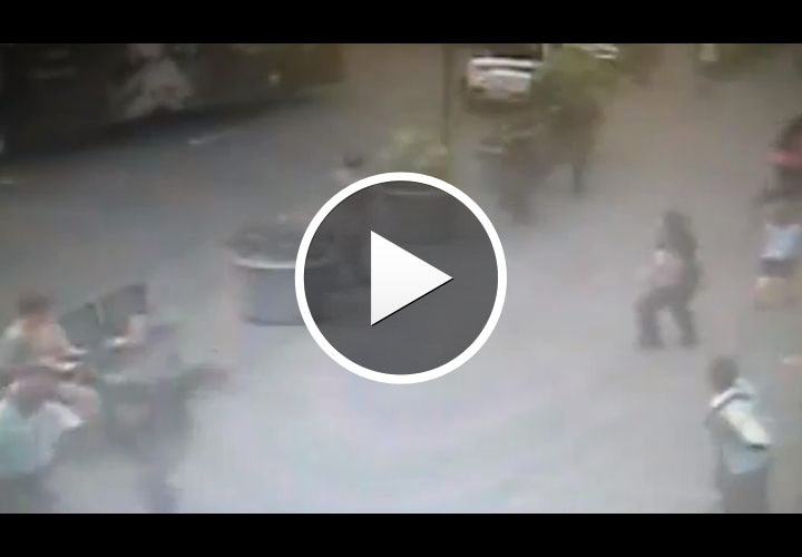 Video: NYPD's Empire State Building Shooting
