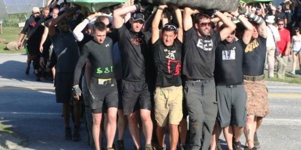 Photo courtesy of Spartan Death Race.