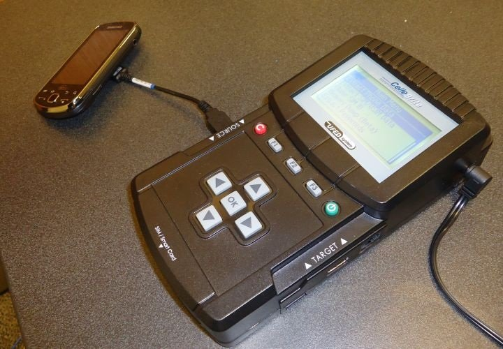 Handling Cell Phones and Their Digital Evidence