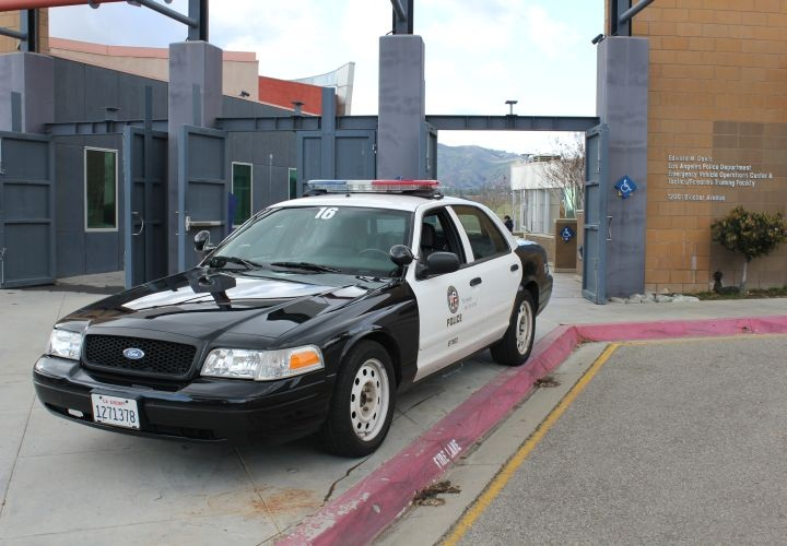 LAPD Evaluates Driver Training with Patrol-Car Choice