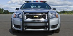 GM Gives Chevy Caprice PPV Update