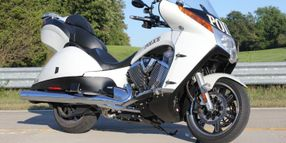 Troopers Test New Police Motorcycles In Michigan