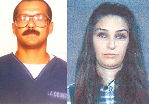 "Frank ""Bosco"" Marquez and Anna ""Banana"" Reed. Photos: Richard Valdemar"