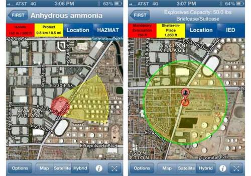Screenshots via ARA Developer.