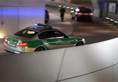 BMW's M5 (F10) sedan. Screenshot via BimmerPost.