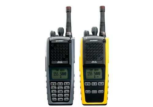 Harris Corp.'s XG-75 single-band radio incorporates the Harris P25 systems Enhanced Failsoft with Security mode technology. Photo courtesy of Harris.