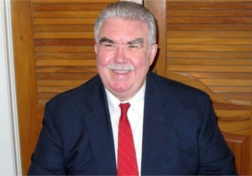 Kaufman County (Texas) District Attorney Mike McLelland was killed at his home. Photo via Kaufman County DA.