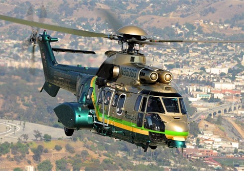 Photo courtesy of American Eurocopter.