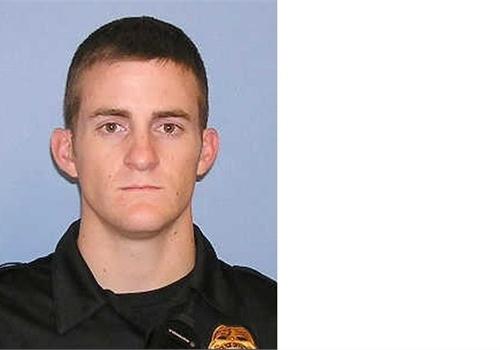 Glendale (Ariz.) Police Officer Brad Jones.