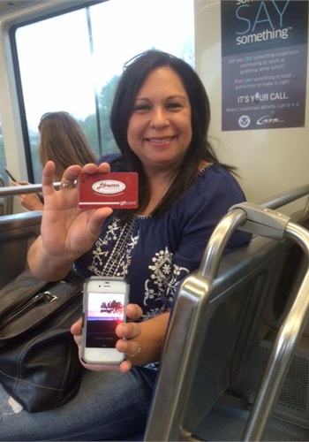 "This ""Good Samaritan"" received a gift card for turning in an Assisted Patrol-equipped device that she found on a Charlotte train."