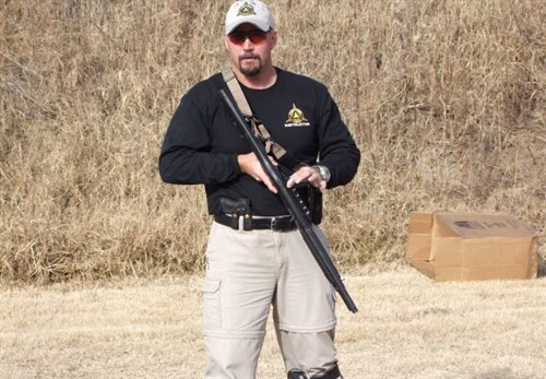 Tactical Shotgun Training at the U S  Shooting Academy