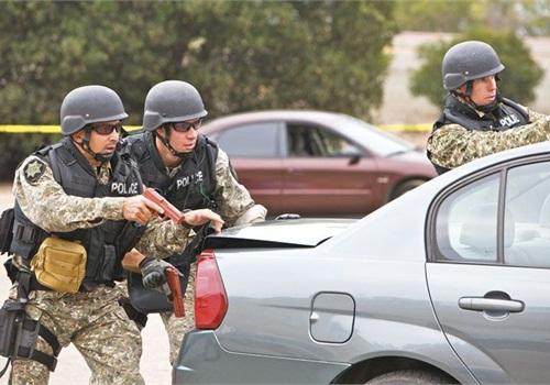 Photo: POLICE file.