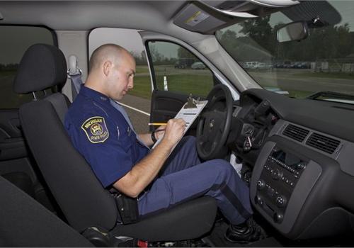 Photo: Michigan State Police.