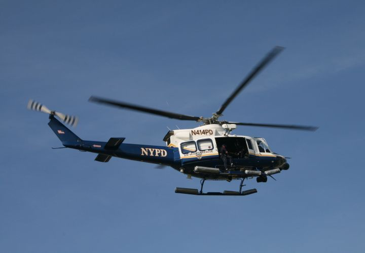 NYPD's Aviation Unit