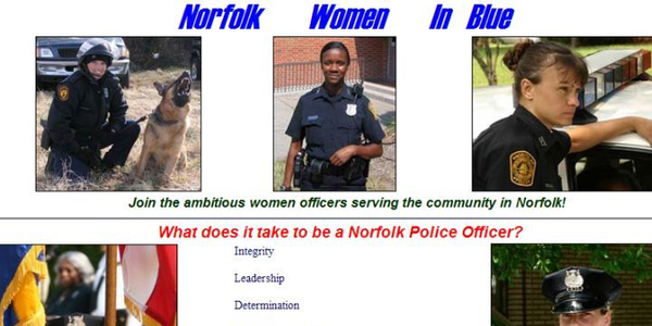 Female LEO Hiring Campaigns