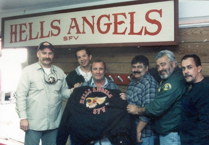 Hells Angels: Taking Away Their Toys