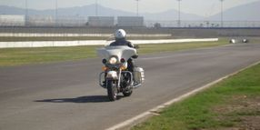 L.A. County Sheriff Releases 2010 Motorcycle Evaluation