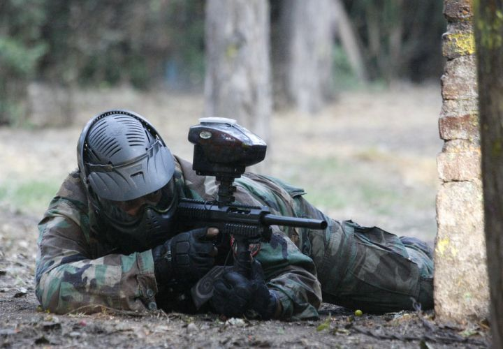 Paintball Wars: Defending Against Multiple Attackers