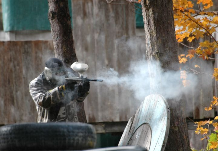 Paintball Wars: Effective Reality-Based Training