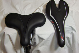 Product Test: RideOut's Storm Quest and Carbon Comfort Saddles