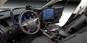 Officers Praise Safety Features and Ergonomics of Sleek New Ford Patrol Vehicle
