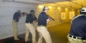 Zeroing In at Aimpoint Training Program