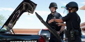 We Need Ballistic Helmets on Patrol