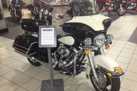 CHP Adopts Harley-Davidson for Highway Enforcement