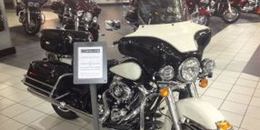 CHP Adopts Harley-Davidson for Highway Enforcement