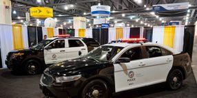 IACP 2013: LAPD's Next-Gen Ford Police Interceptors