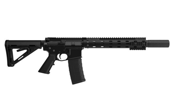 Daniel Defense's DDM4 ISR.