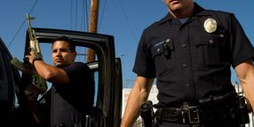 'End of Watch' Based On LAPD Cop's Patrol Duty