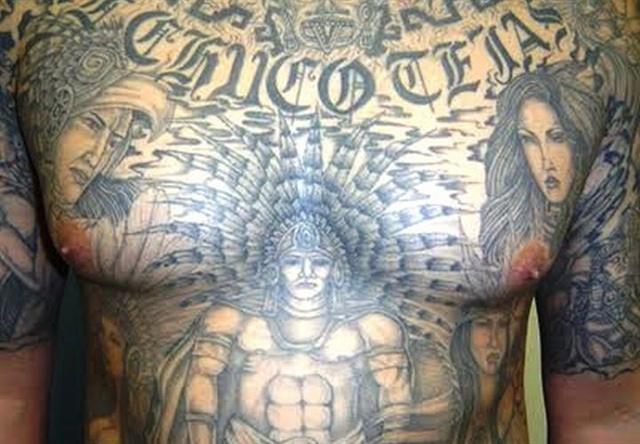 Knocking Down Barrio Azteca